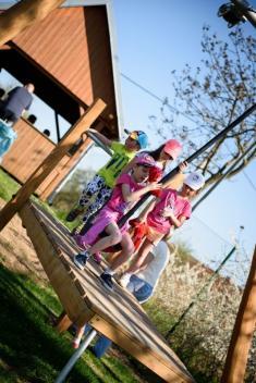 Dětské hřiště - slavnostní otevření 20.4.2018
