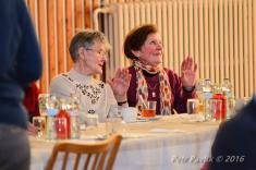 Setkání důchodců 2016